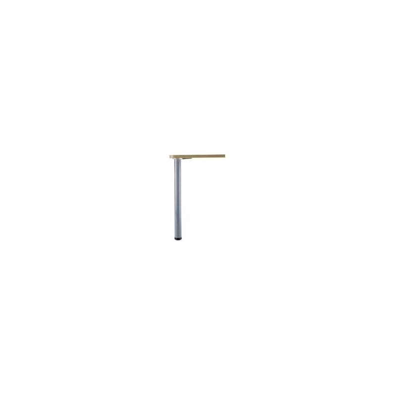 Pied table métallique Ø60, 820