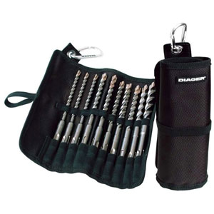 Trousse 10 forets SDS+ BOOSTER Plus