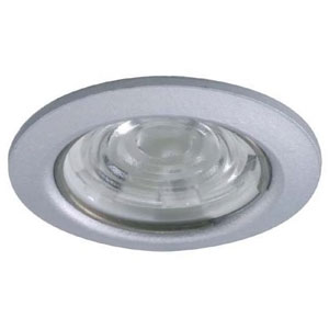 Mini-spot LED rond - 12 V - 1 W