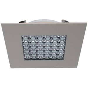 Spot LED carré - 24 V - 2,5 W