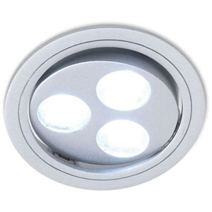 Spot LED rond orientable Java Round - 12 V - 3,6 W
