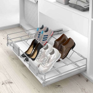 Rangement menageconfort bricotoo - Range chaussures coulissant ...