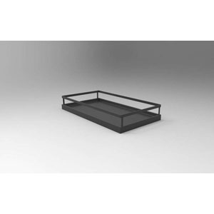Corbeille Arena Style Anthracite pour Comfort II
