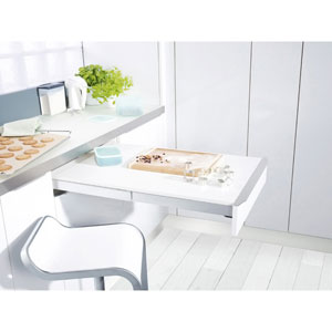 Ferrure de table escamotable TopFlex