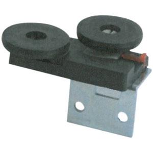 Roulettes de porte de placard bricotoo for Roulette de porte de placard