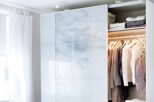 Chambre dressing